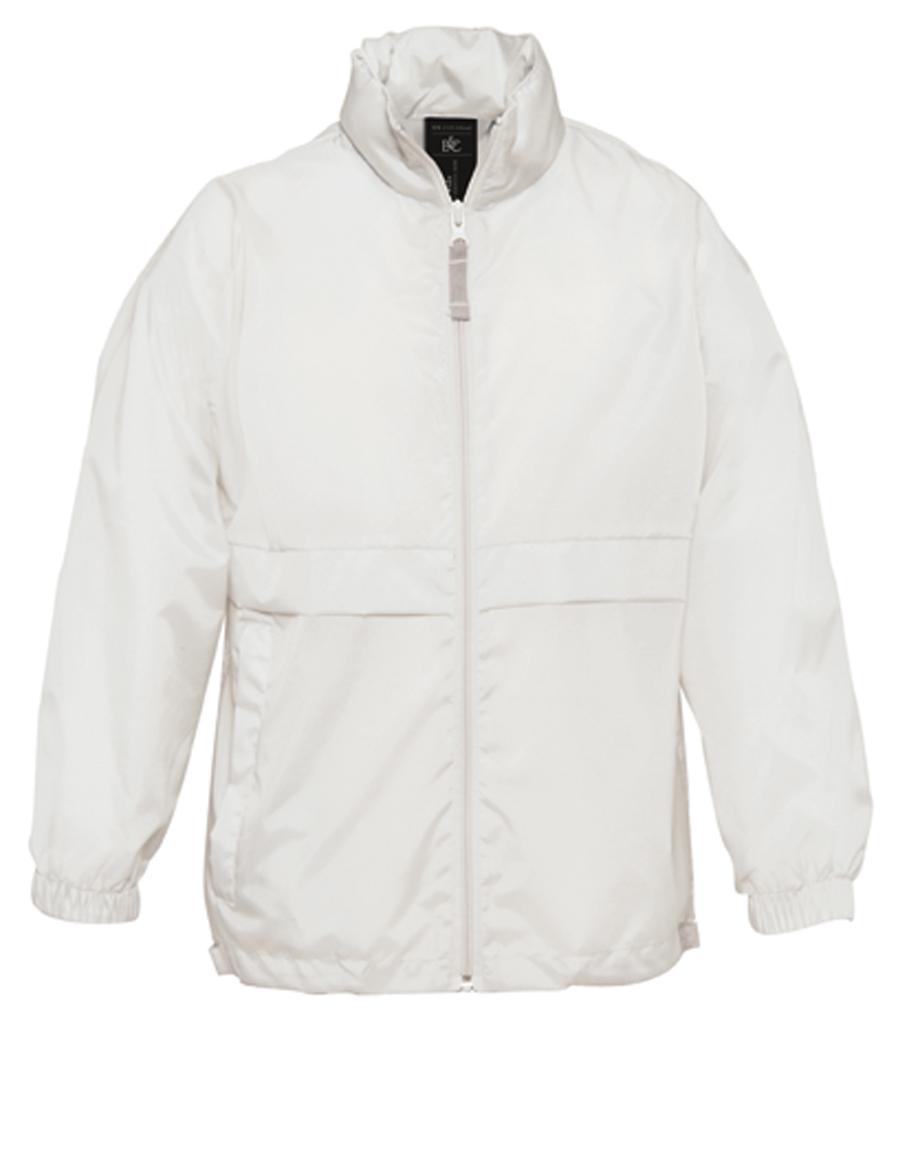 Sirocco Windbreaker White