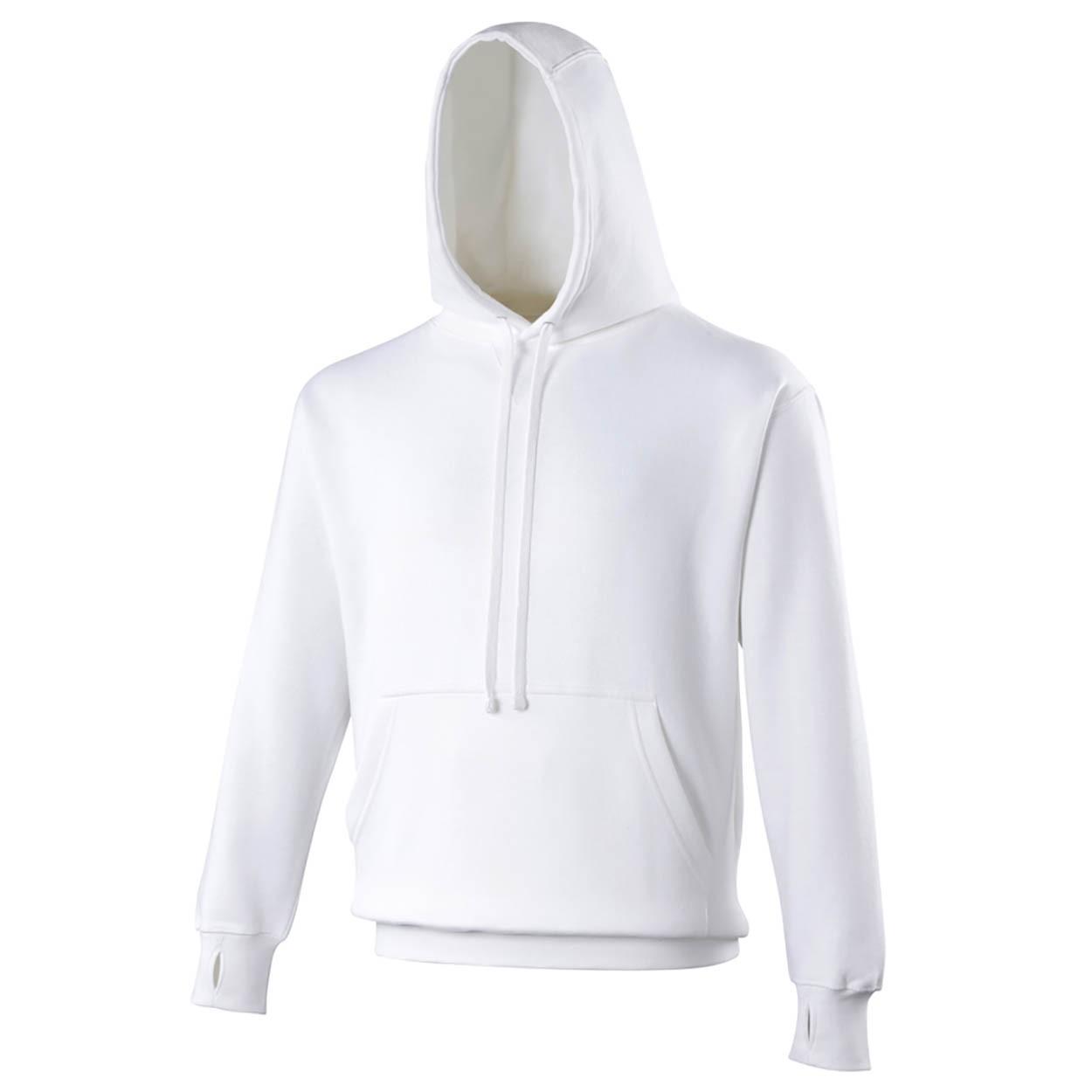AWDis Hoods Street hoodie wit