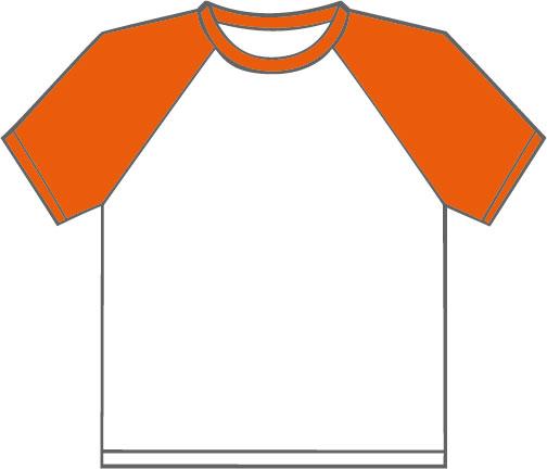 K330 White - Orange