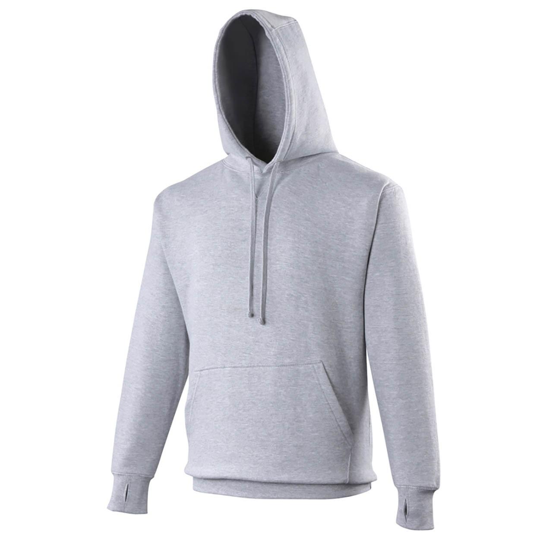 AWDis Hoods Street hoodie grijs