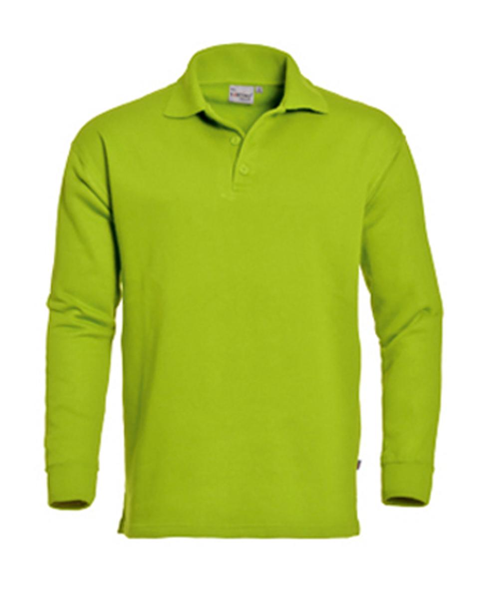 Santino Polosweater Rick Rick Lime