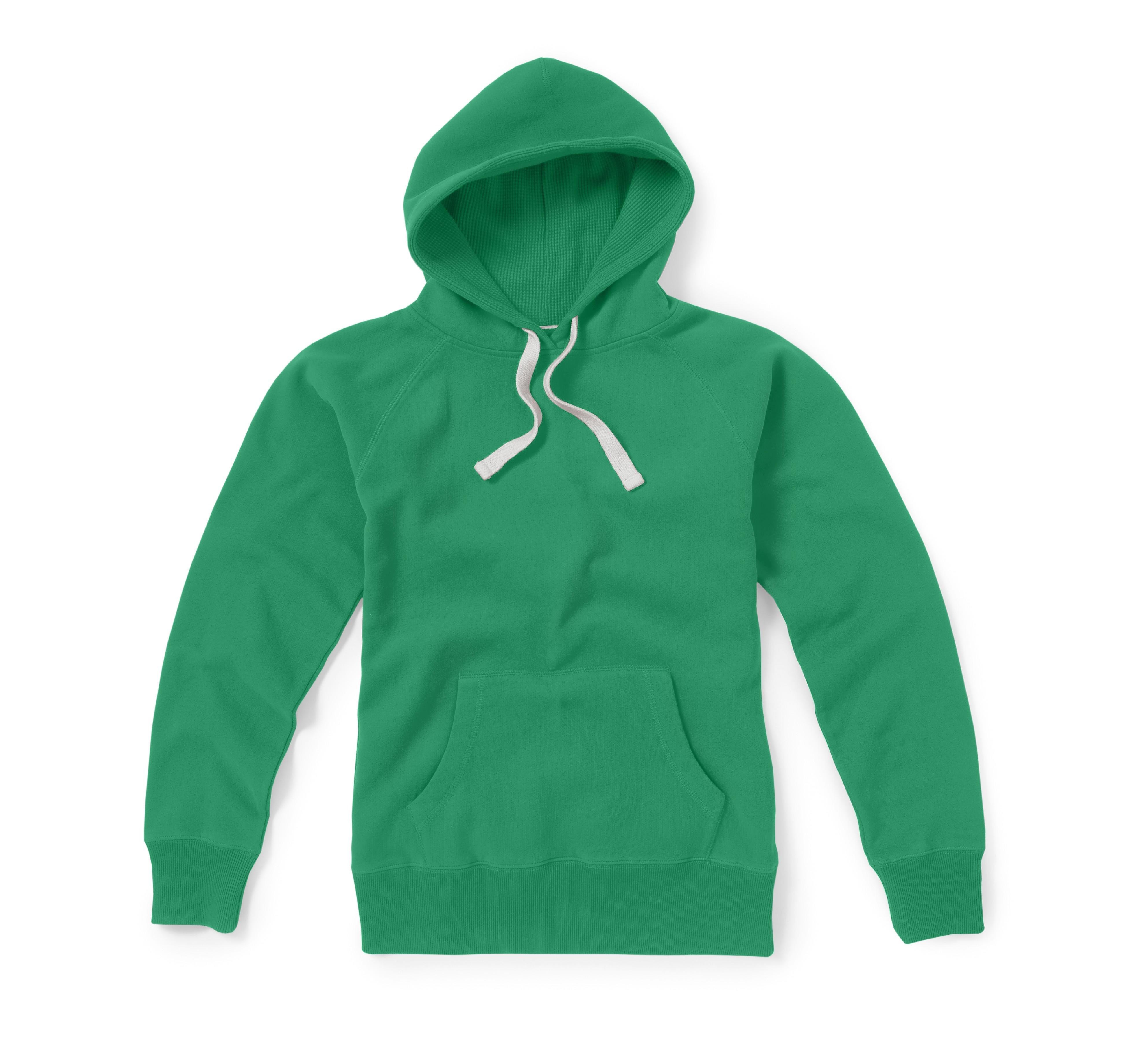 Mantis Dames Superstar Hoodie green