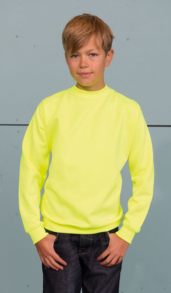 AWDis Kids Electric Sweat