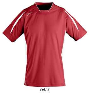 Sols Maracana Red - White