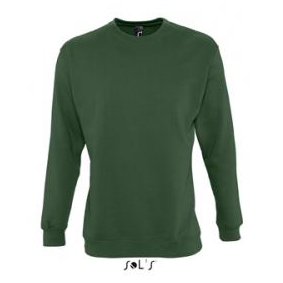 Sols Supreme Unisex Sweater bottle green