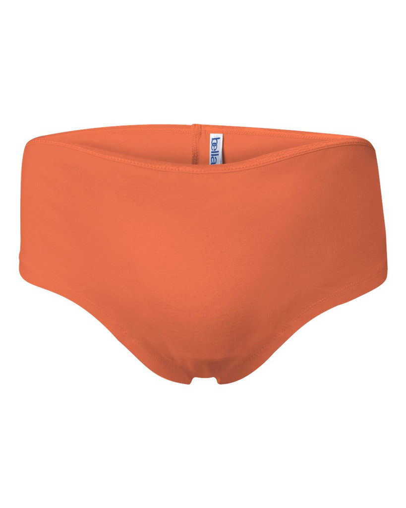 Oranje hotpants