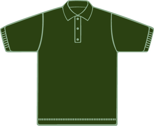 GI3800 Militairy Green