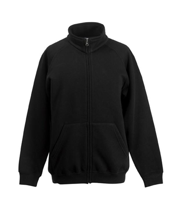 FotL Kids Sweat Jacket Black