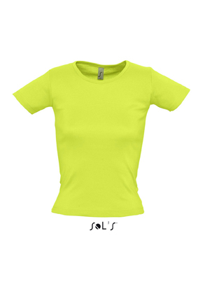 Sols Lady Rond Apple Green