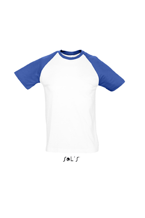 Sols White - Royal Blue