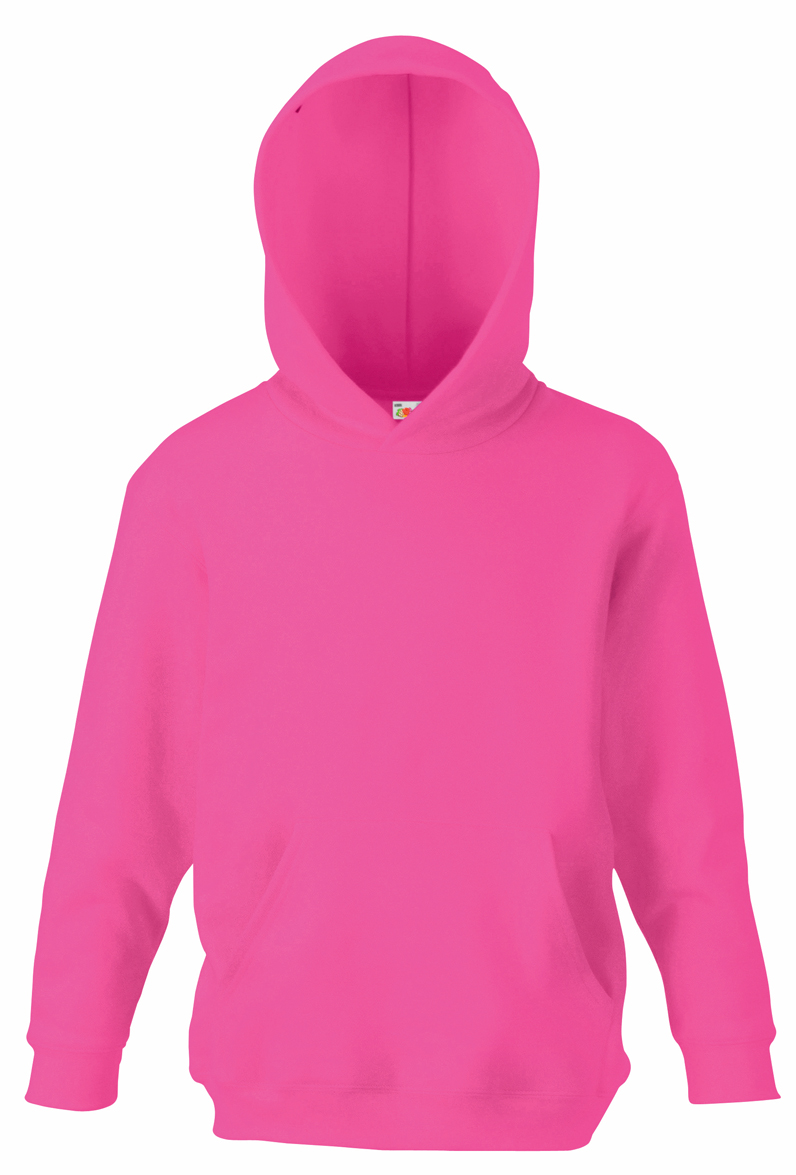 FotL Hooded Sweater Kind Fuchsia
