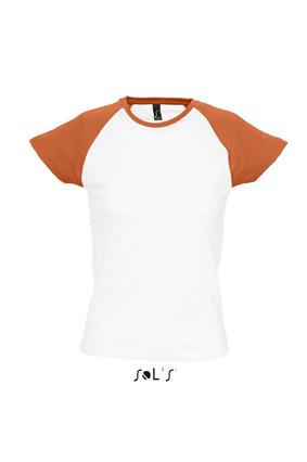 Sols dames T-shirt Milky