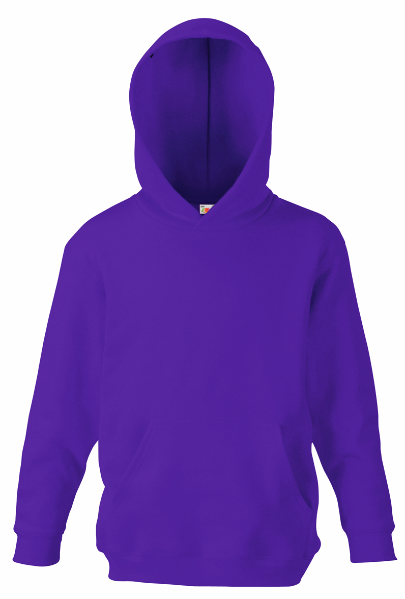 FotL Hooded Sweater Kind Purple