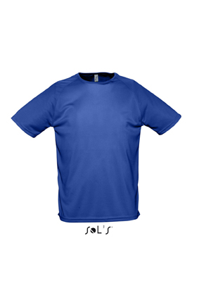 Sols Sporty sportshirt Royal Blue