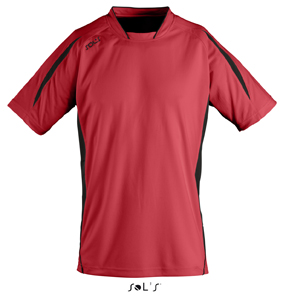 Sols Maracana Red - Black