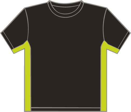 K340 Black - Lime