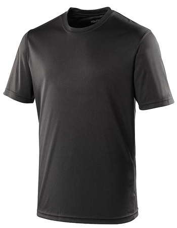 AWDis Just Cool Sportshirt JC001 Jet Black