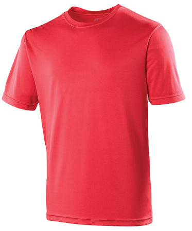 AWDis Just Cool Sportshirt JC001 Fire Red