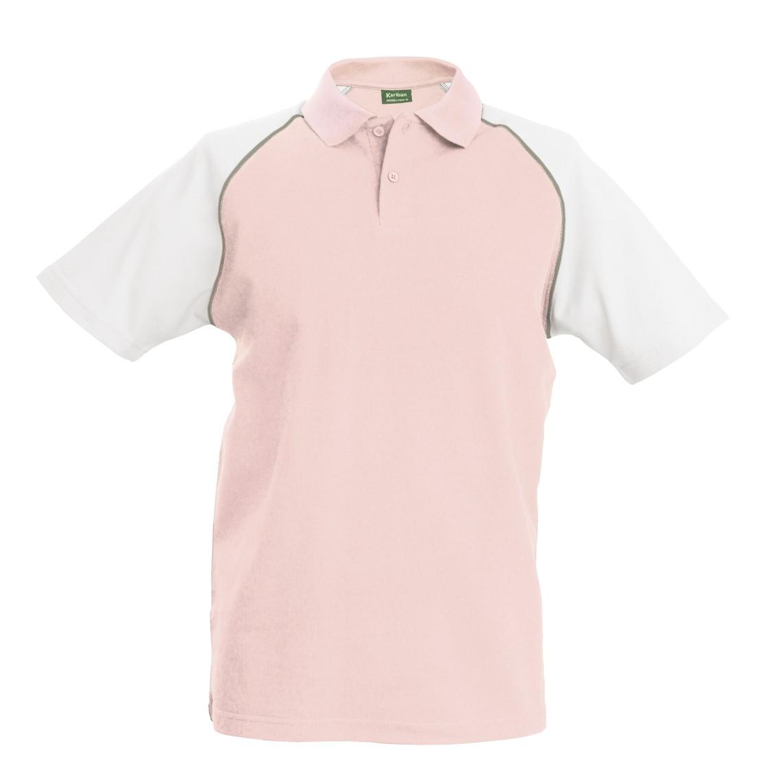 K226 Pink - White