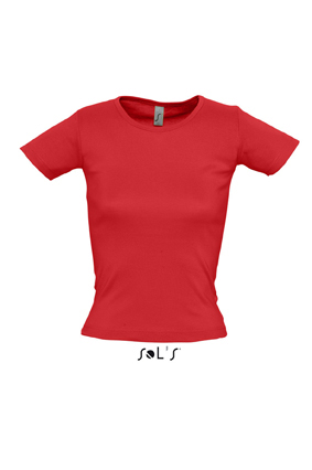 Sols Lady Rond Red