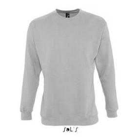 Sols Supreme Unisex Sweater grey melange