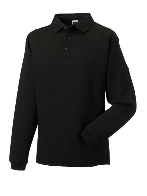 Russell Workwear Polo sweater RU012M Black