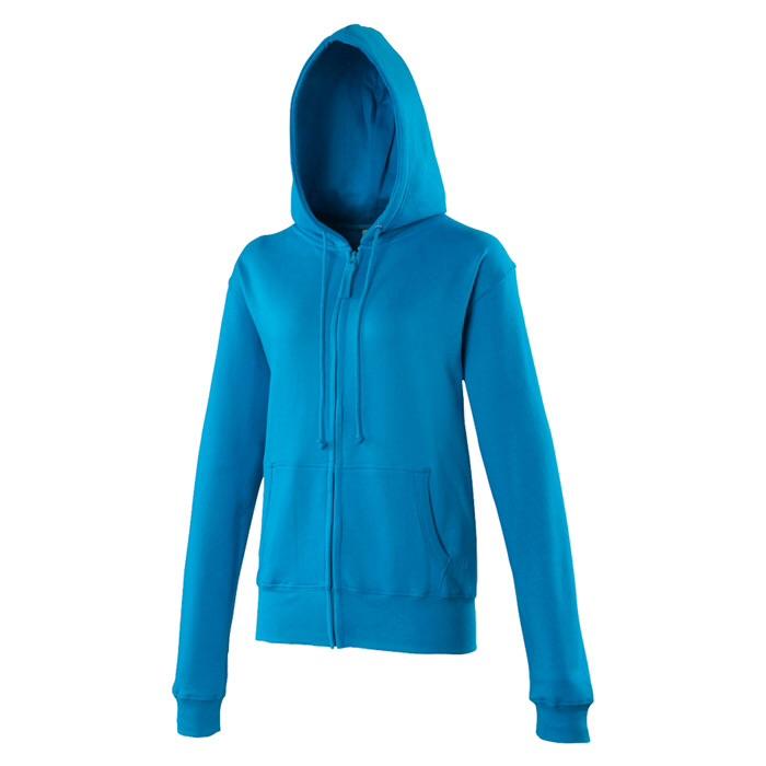 AWDis Girlie Zoodie dames hoodie JH055