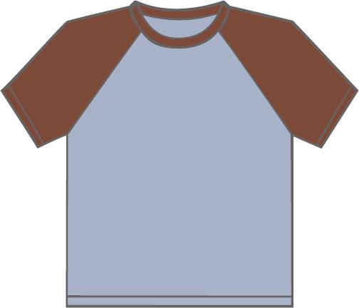 K330 Ice Blue - Chocolate