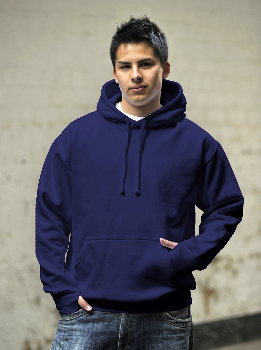 AWDis Street Hoodie JH020 French Navy