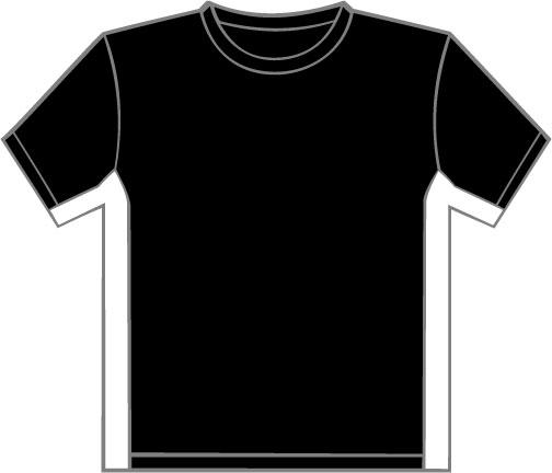 K340 Black - White