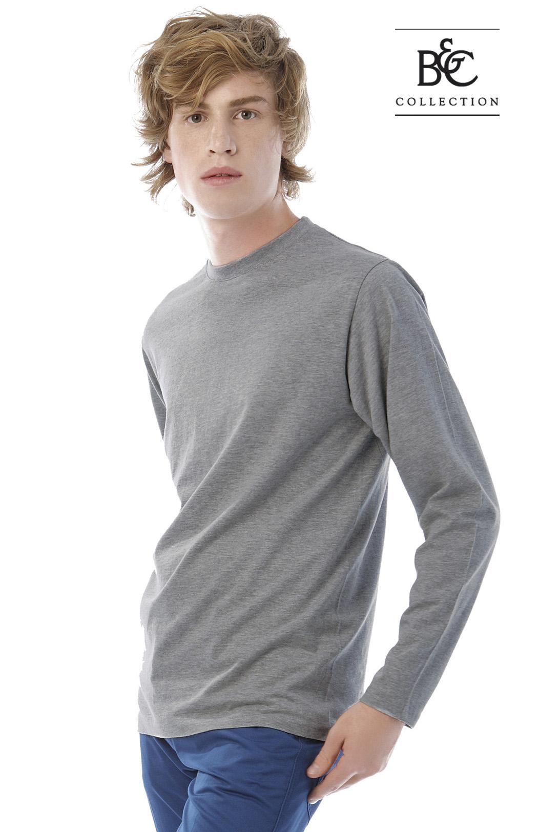 T-shirt mat lange mouwen