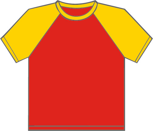 K330 Red - Yellow