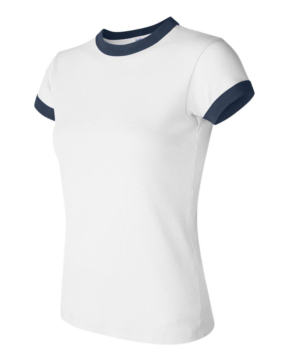 Bella 1007 White - Navy