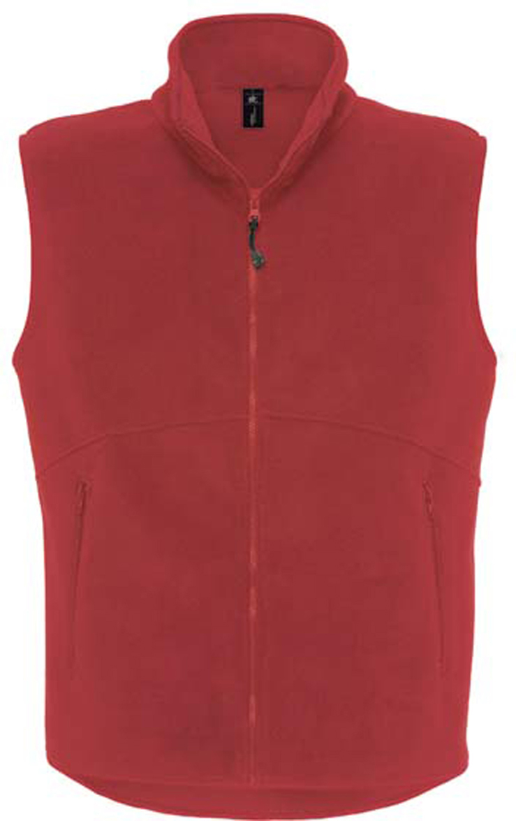 Traveler Bodywarmer Red