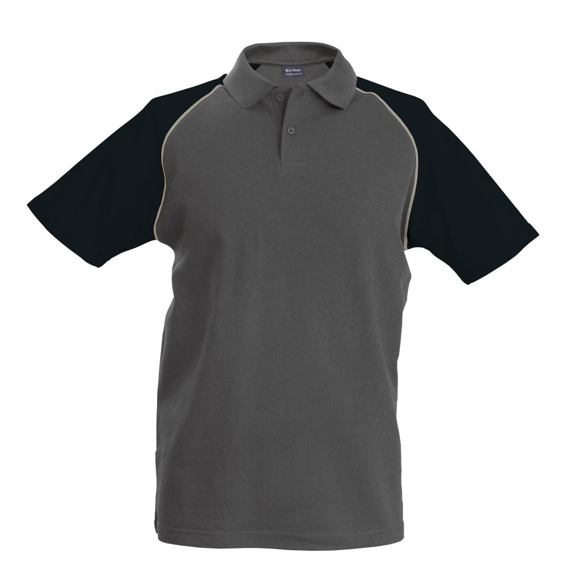 K226 Slate Grey - Black