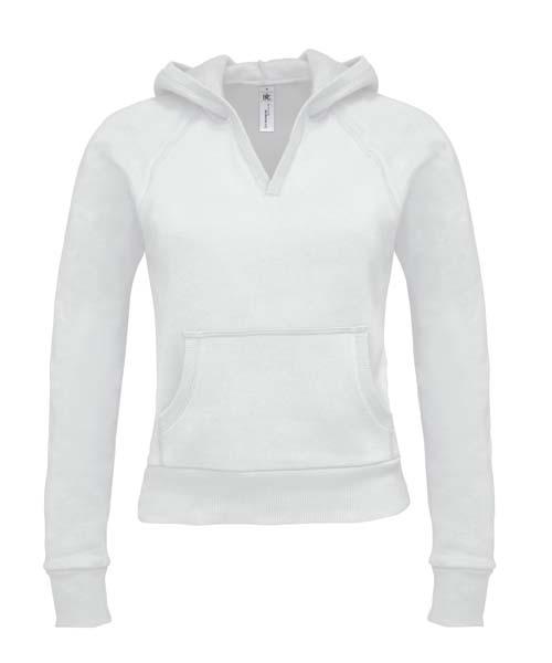 B&C Women Hooded Sweater