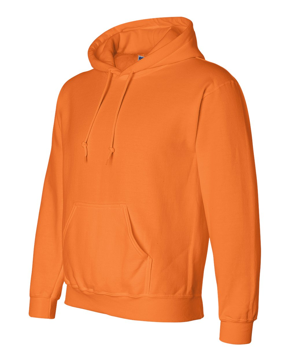 Gildan Ultra Blend Hooded sweater GIL12500 Safety Orange