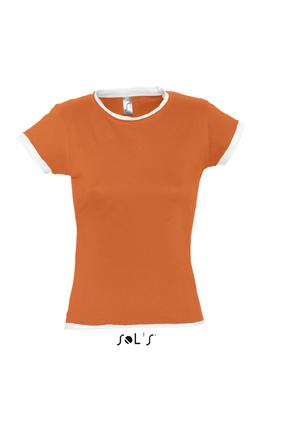 Sols Moorea Orange - White