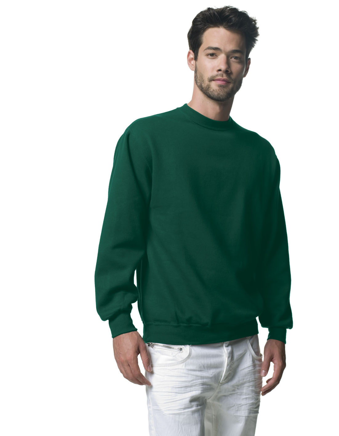 Russell Set-in Sleeve Sweatshirt RU262M foto 1