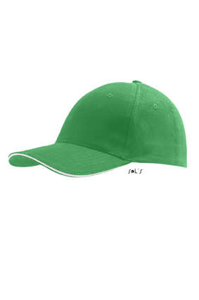 Sols Buffalo Kelly Green - White