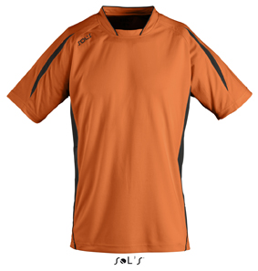 Sols Maracana Kids Orange - Black