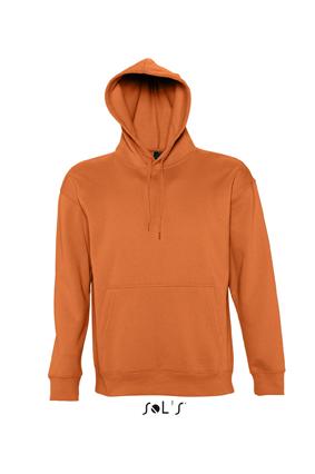 Sols Slam Unisex Hoodie Orange