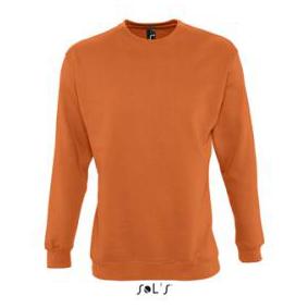 Sols Supreme Unisex Sweater orange