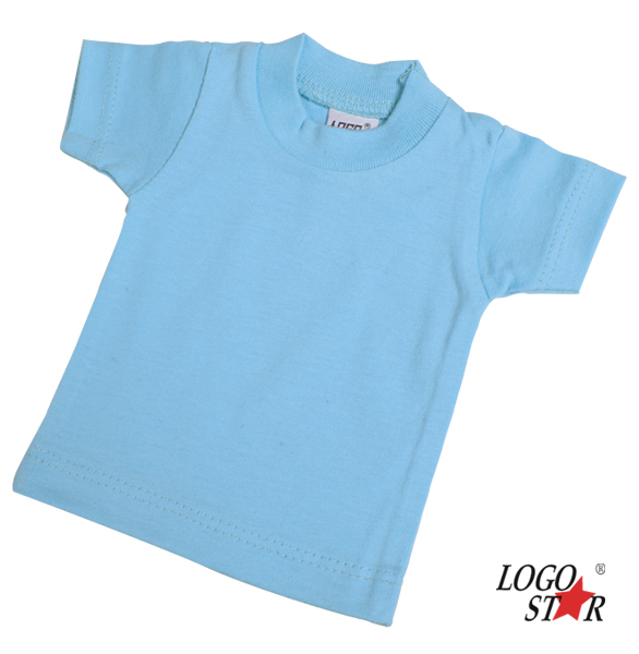 Doll-size mini T-shirt