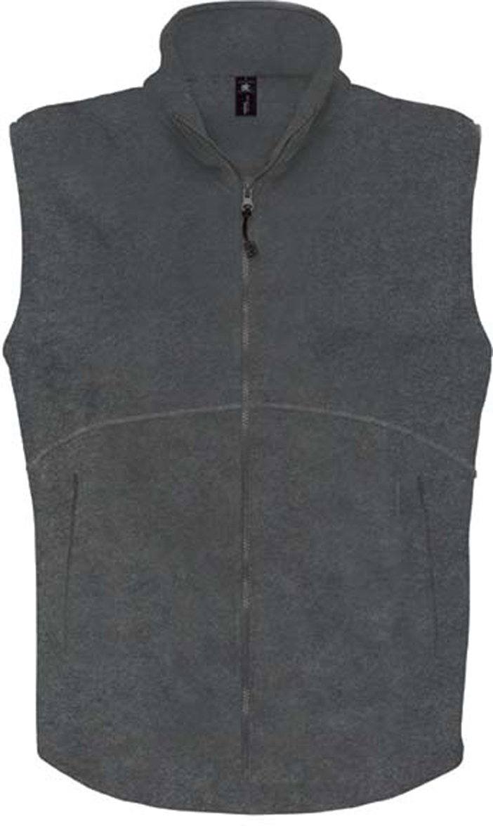 Traveler Bodywarmer Charcoal