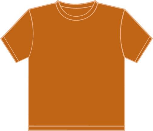 GI2000 Texas Orange