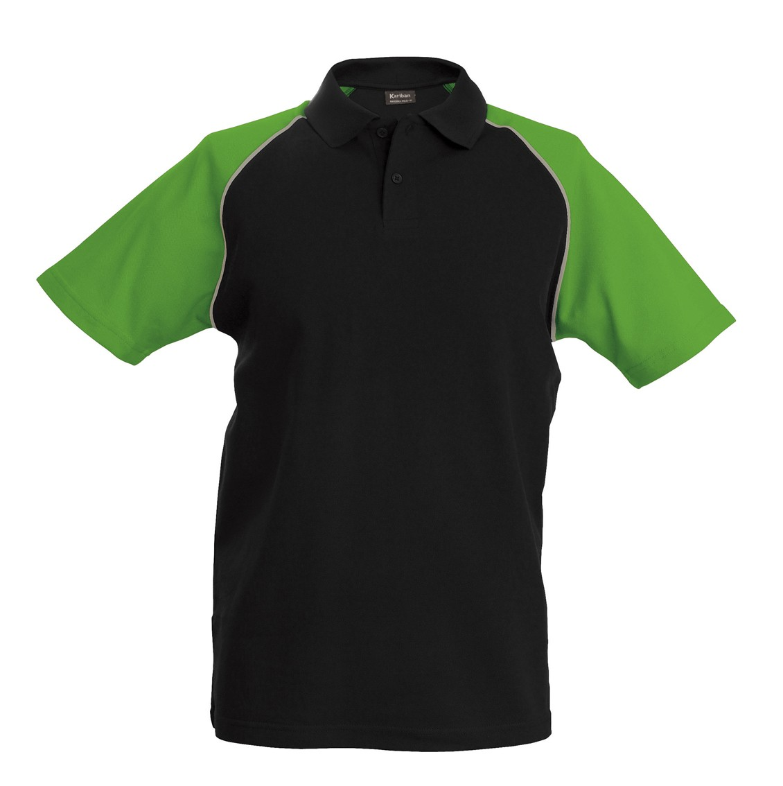 K226 Black - Green