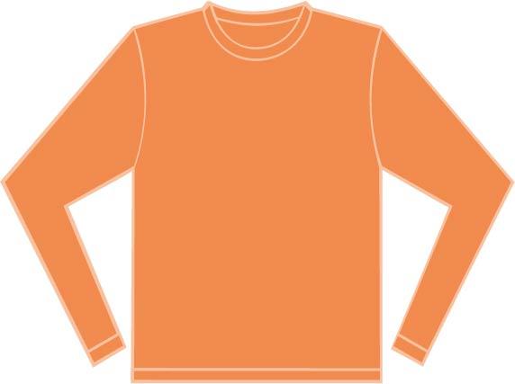 GI2400 Safety Orange