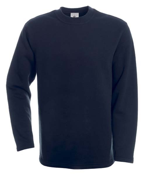 BC Open Hem sweater navy