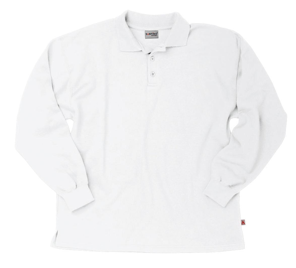 Santino Polosweater Rick Wit